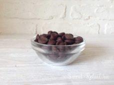 Темный шоколад 821 каллебаут красноярск