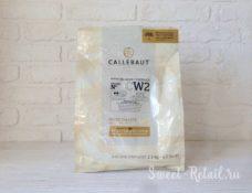 Белый шоколад Callebaut в Красноярске