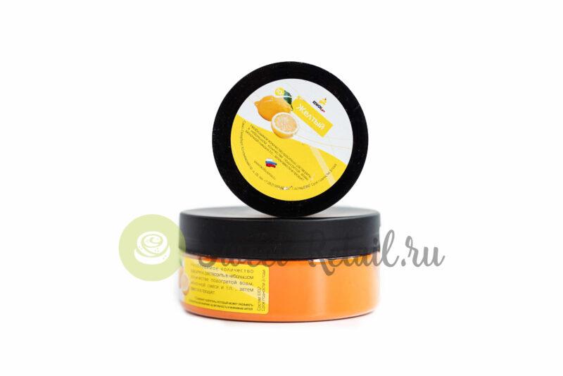 """200 800x534 - Краситель водорастворимый сухой """"Желтый"""" для макаронс и бисквита"""