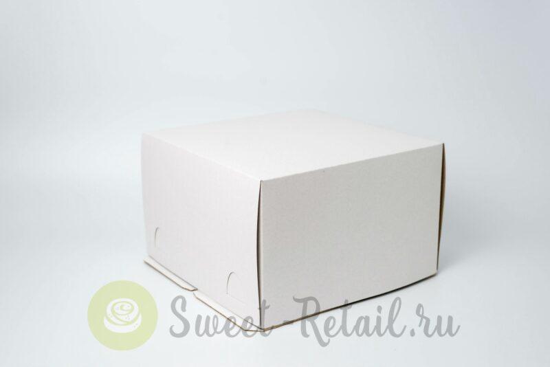 Коробка 28см*28см*14 см