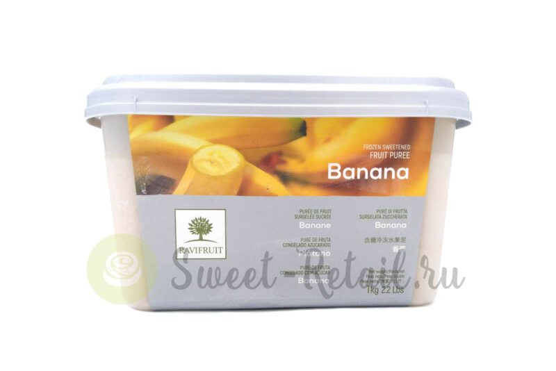 пюре банана ravifruit