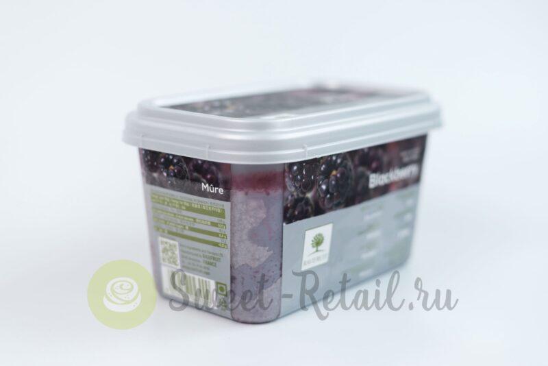 Замороженное пюре ежевики Ravifruit