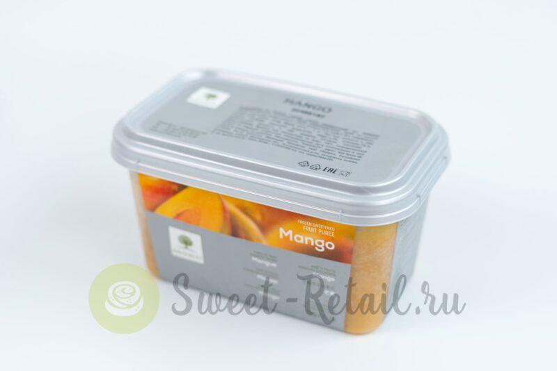 Пюре манго Ravifruit