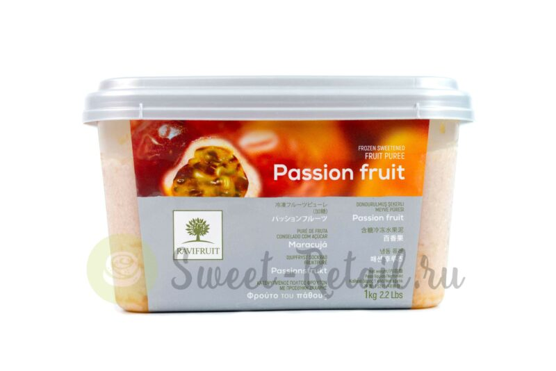 Пюре маракуйи ravifruit