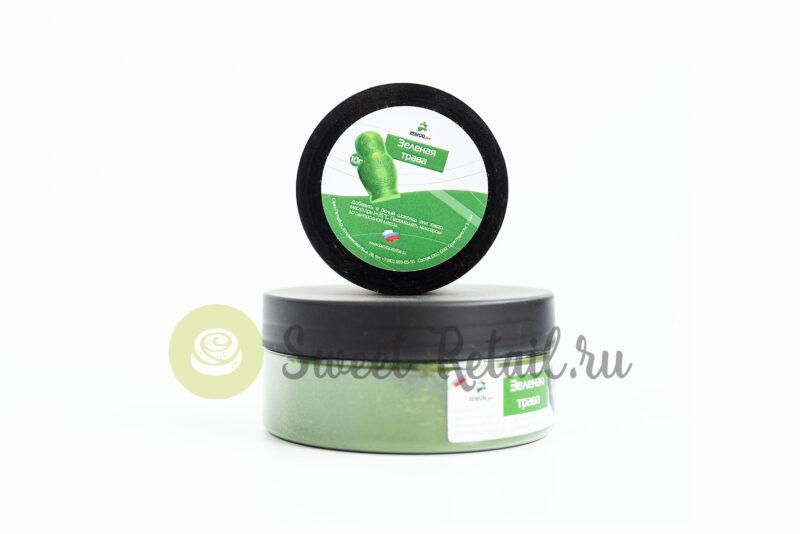 """188 800x534 - Краситель жирорастворимый сухой для шоколада """"Зеленая трава"""""""