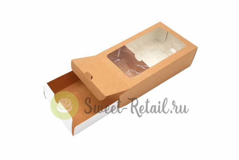 Коробка для макаронс 18*11*5,5 (см)