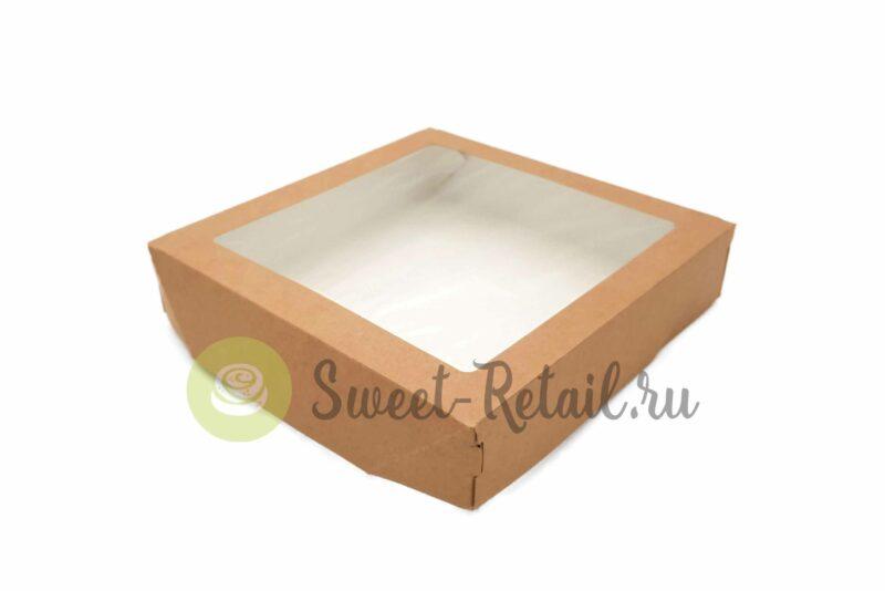 Коробка 20*20*4 (см)