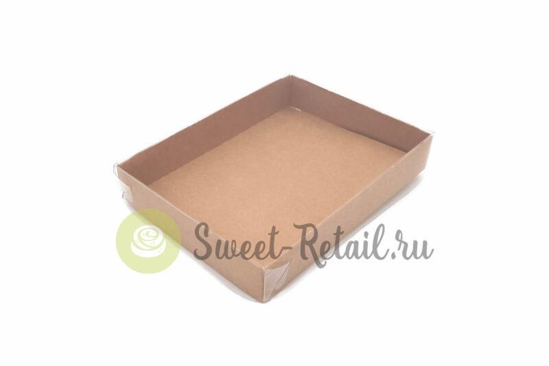 Коробка для конфет 14*10,5*2,5 (см)