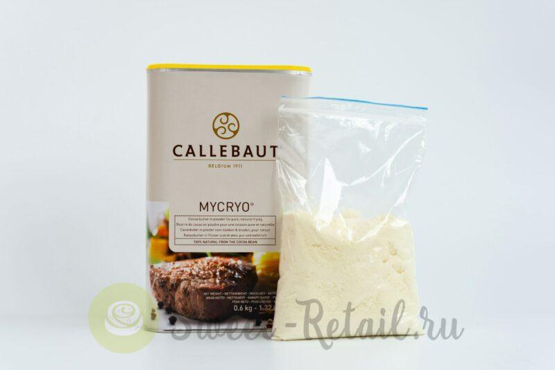 Какао-масло Barry Callebaut Mycrio