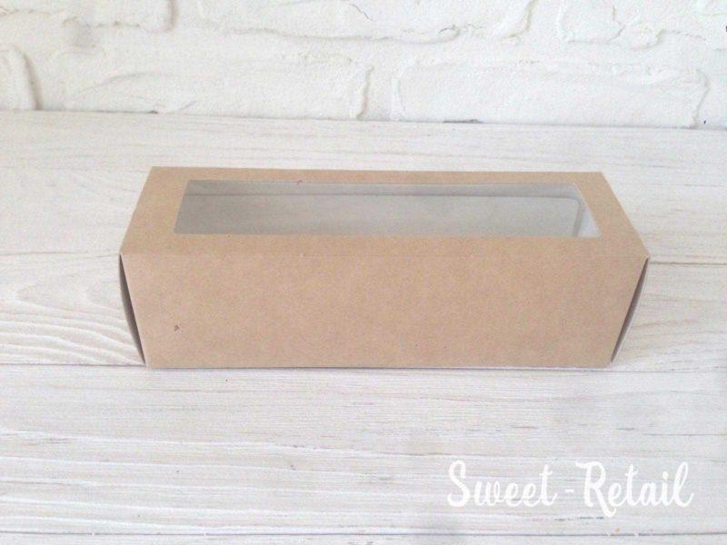 Коробка для десерта макарони в Красноярске