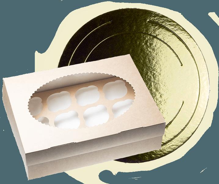 vmeste 3 - Коробки для торта