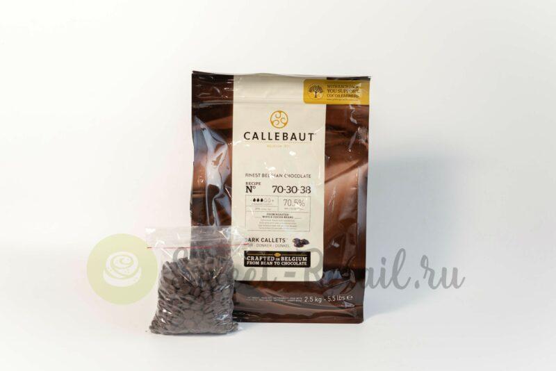 Шоколад Callebaut 70-30-70