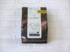 Горький шоколад callebaut