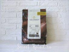 Тёмный шоколад callebaut 811