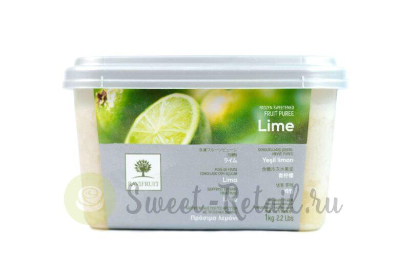 пюре лайма ravifruit