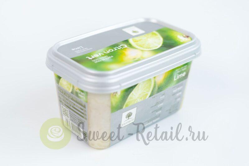 Замороженное пюре лайма Ravifruit