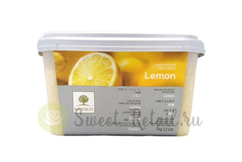 пюре лимона ravifruit