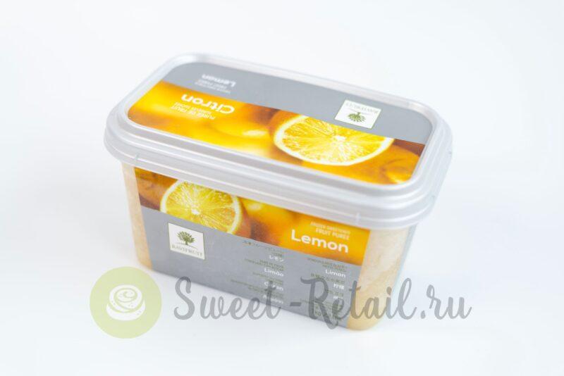Замороженное пюре лимона Ravifruit