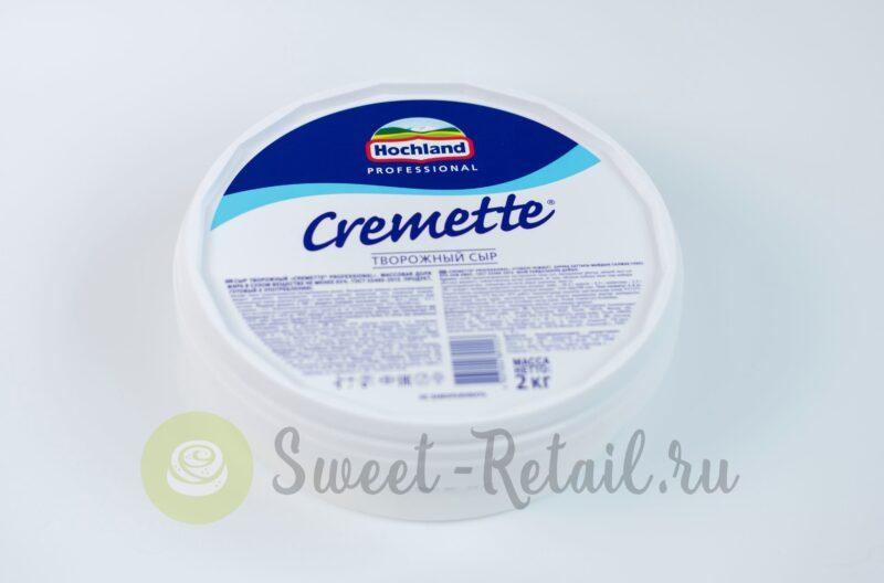 Сыр творожный Хохланд Cremette
