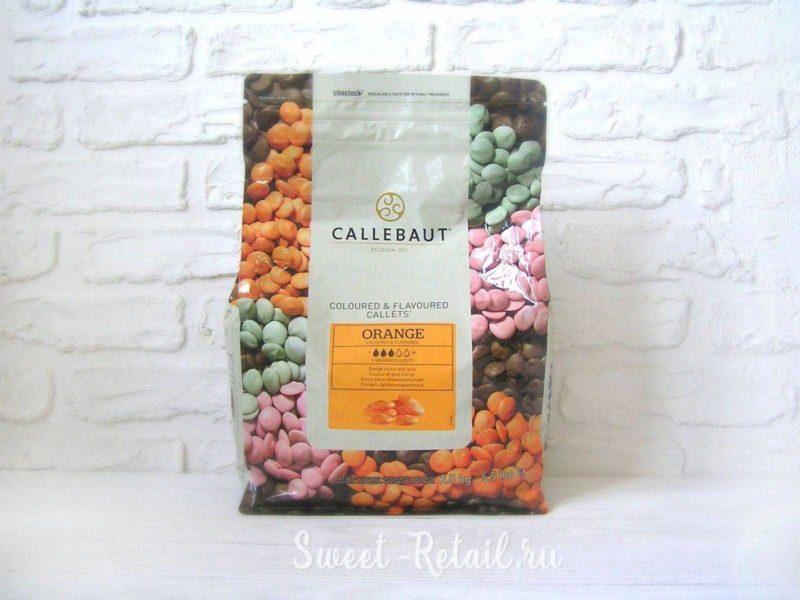 callebaut orange