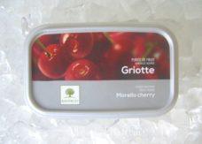 пюре ягод вишни замороженное (франция)