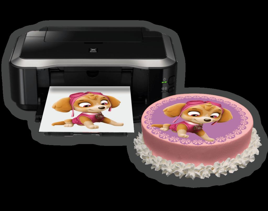 печать на съедобной бумаге красноярск