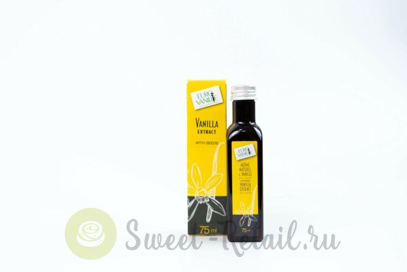 Экстракт ванили с семенами