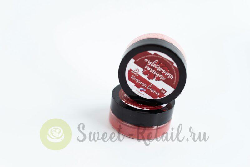Цветочная пыльца красная вишня