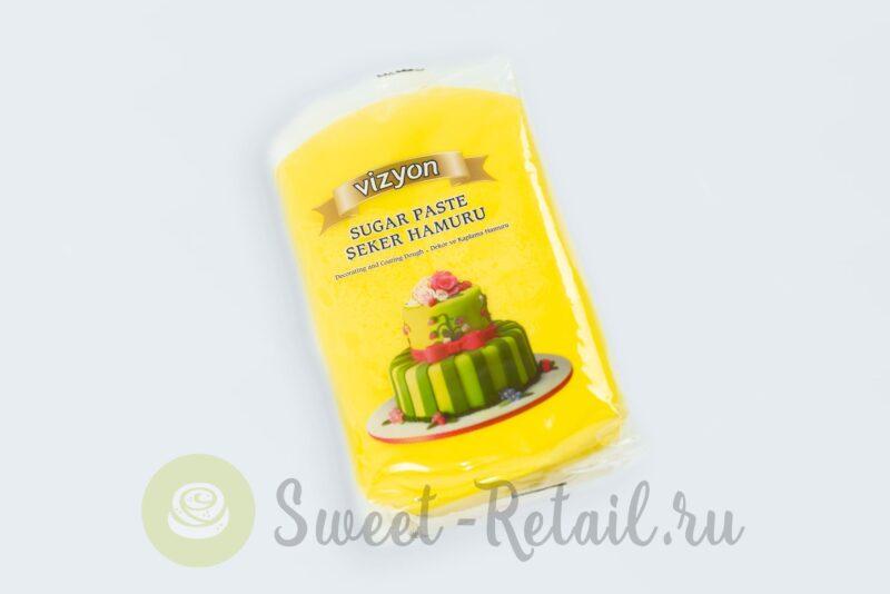 Желтая мастика Визьен