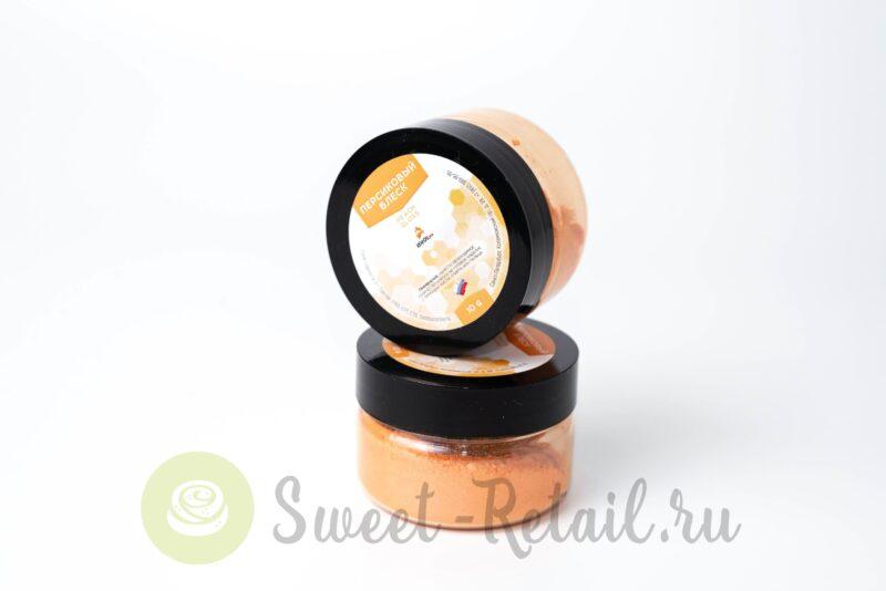 блеск персиковый пищевой конди про