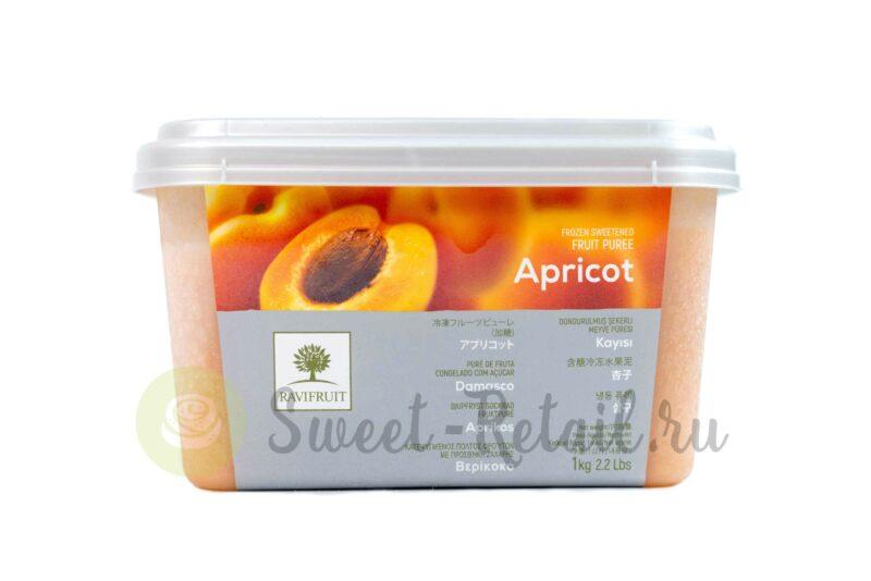 абрикосовое пюре ravifruit