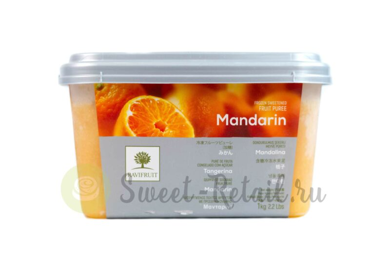 Пюре мандарина ravifruit