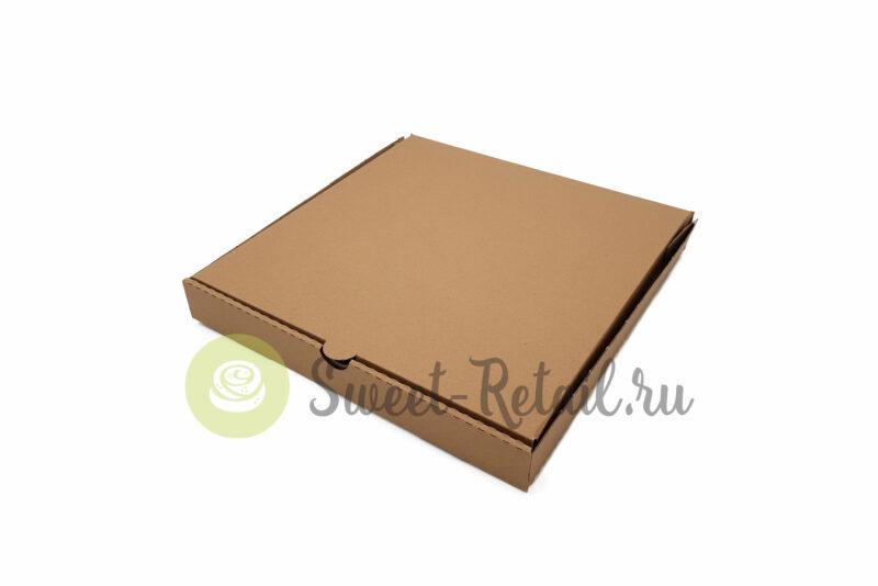 Коробка 33*33*4 (см)